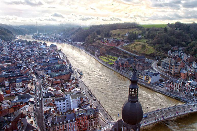 Belgium dinant no copyright 2