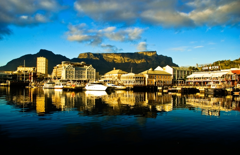 capetown victoria and alfred waterfront no copyright
