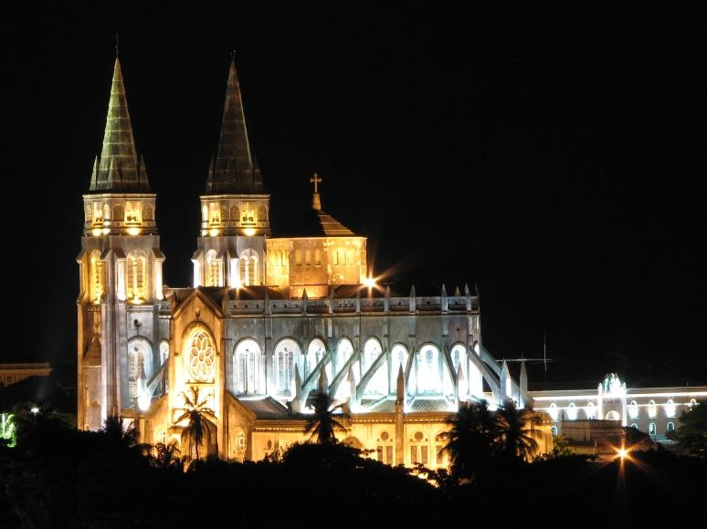 Catedral de fortaleza no copyright