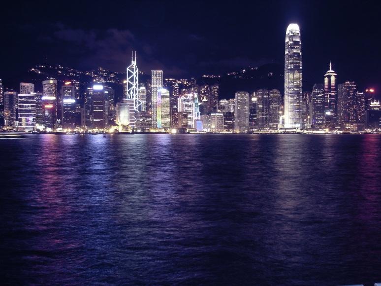 Hong kong no copyright