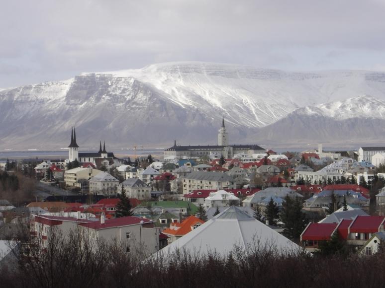 iceland rykevik no copyright
