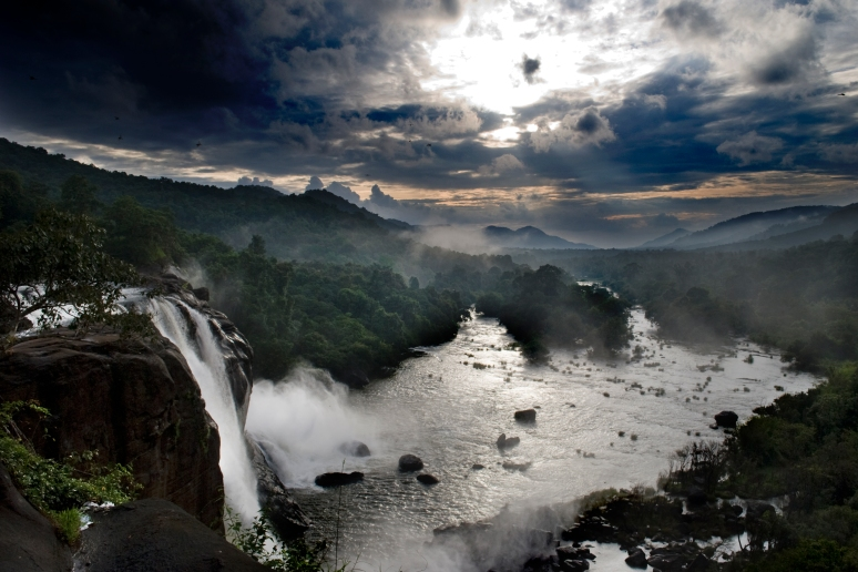 india athirapally falls no copyright