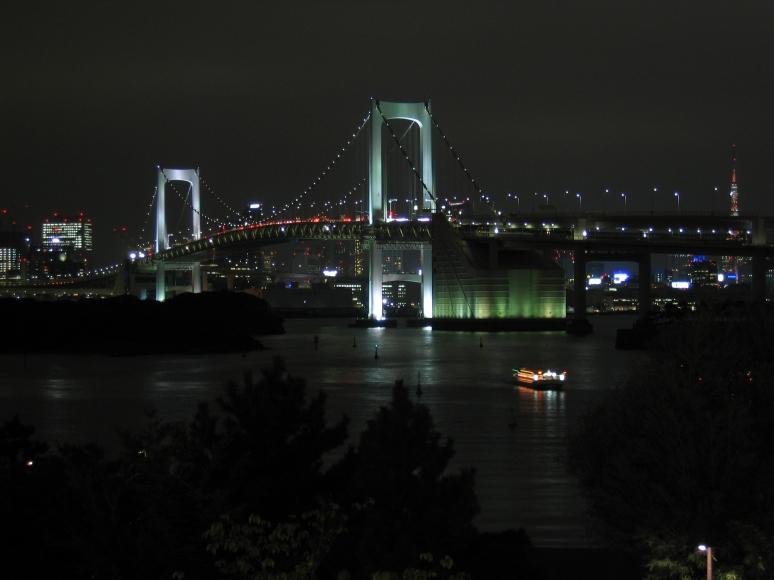 tokyo rainbow bridge no copyright