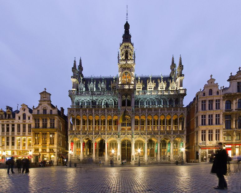 Brussels, belgium, no copyright photo Harald Hoyer