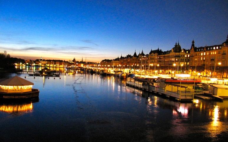 stockholm no copyright