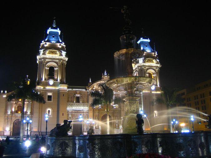 Lima, Peru no copyright photographer Micah MacAllen