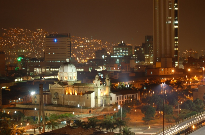 Medellin no copyright photographer Omar Uran