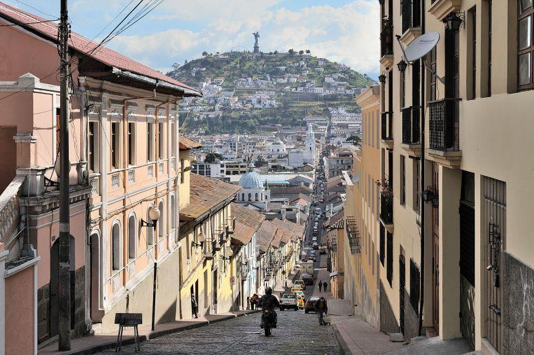 Quito, Ecuador no copyright photographer Cayambe