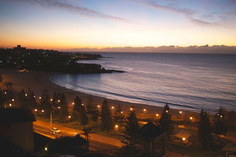 Coogee Beach, Australia no copyright photographer Dion Hinchcliffe