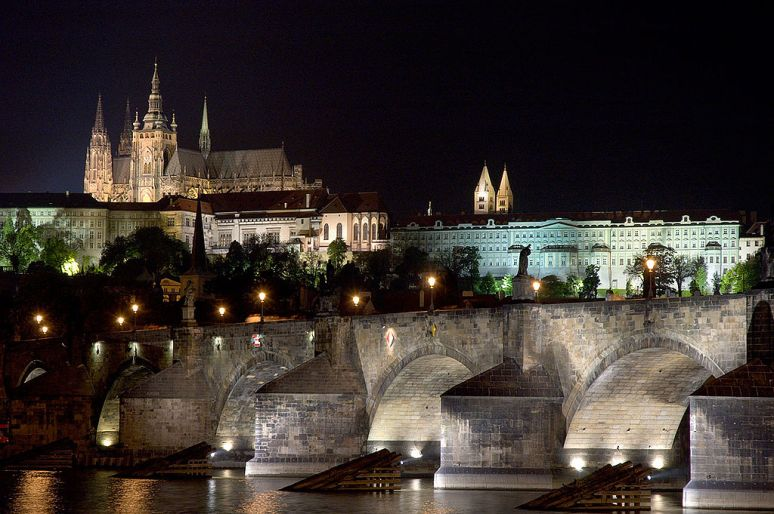 prague castle, no copyright photographer  Karney Li