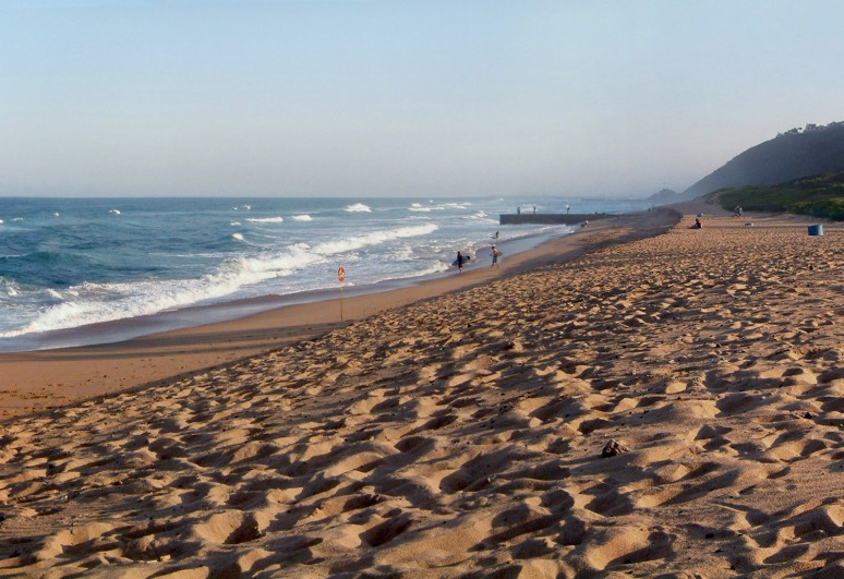 Anstey Beach Durban South Africa no copyright photographer PhilippN