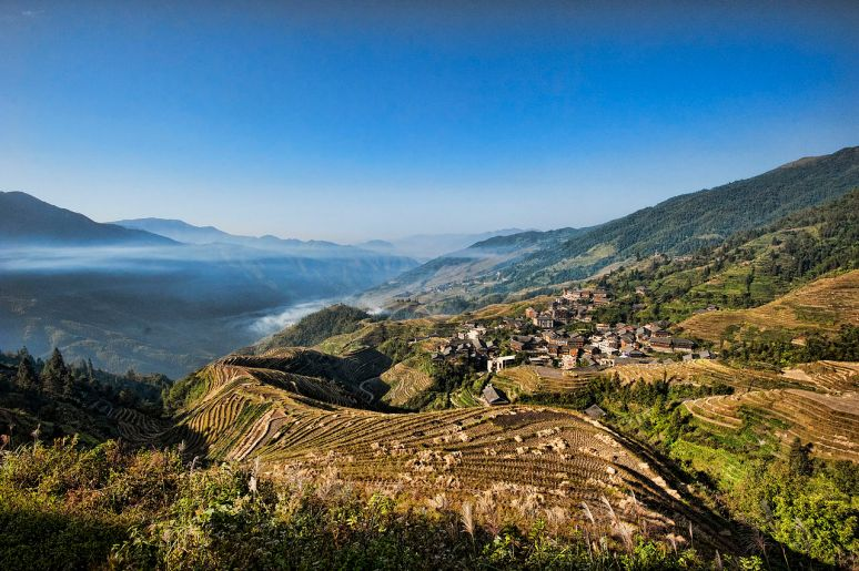 longsheng rice terraces no copyright photographer chensiyuan