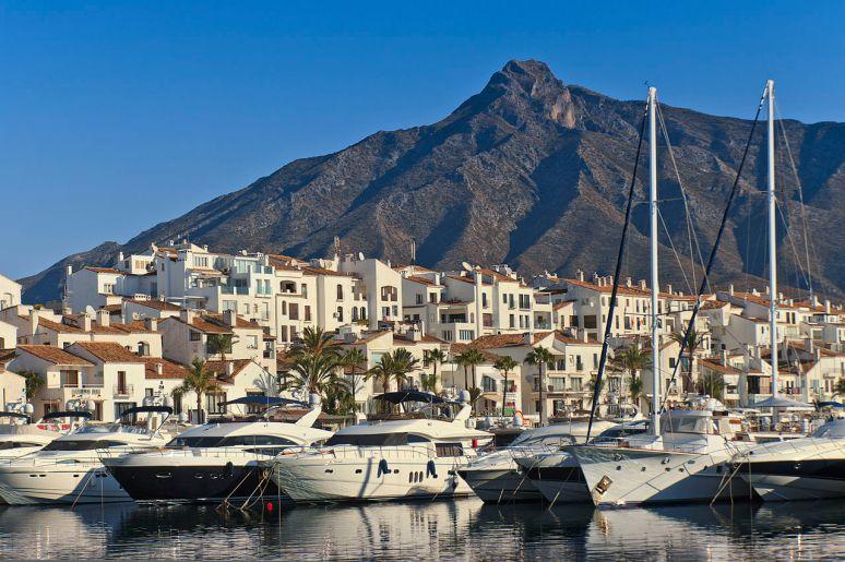 Marbella, Spain no copyright photographer Tomas Fano