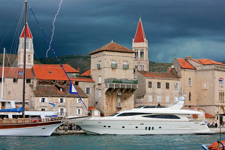 Trogir Croatia Alex Proimos from Sydney, Australia no copyright