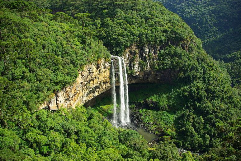 Caracol Falls, Brazil photographer Tiago Fioreze