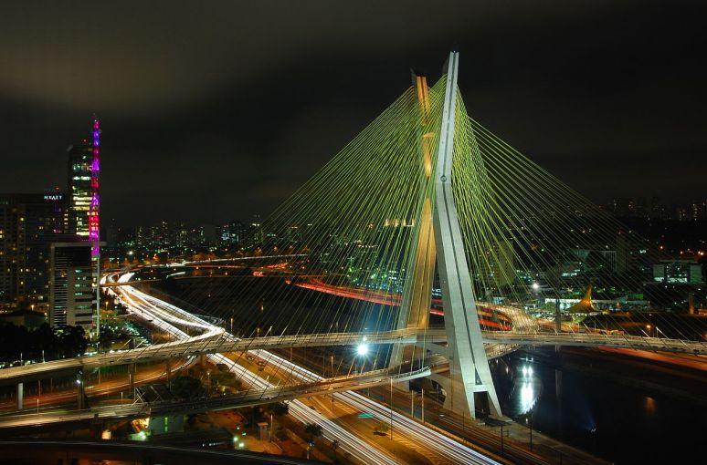 Sao Paulo no copyright photographer Marcosleal