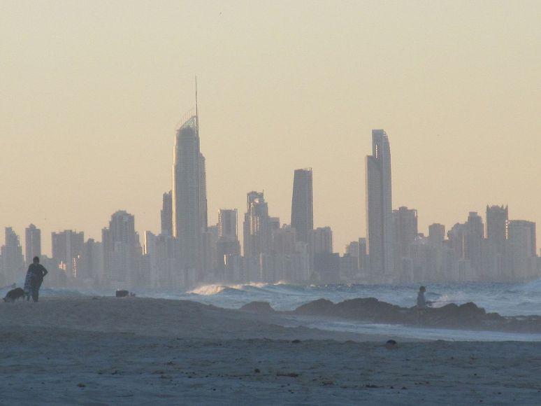 tugun beach gold coast australia no copyright photographer Orderinchaos