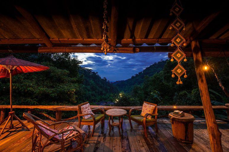 mae kum pong thailand no copyright photographer LannaPhoto